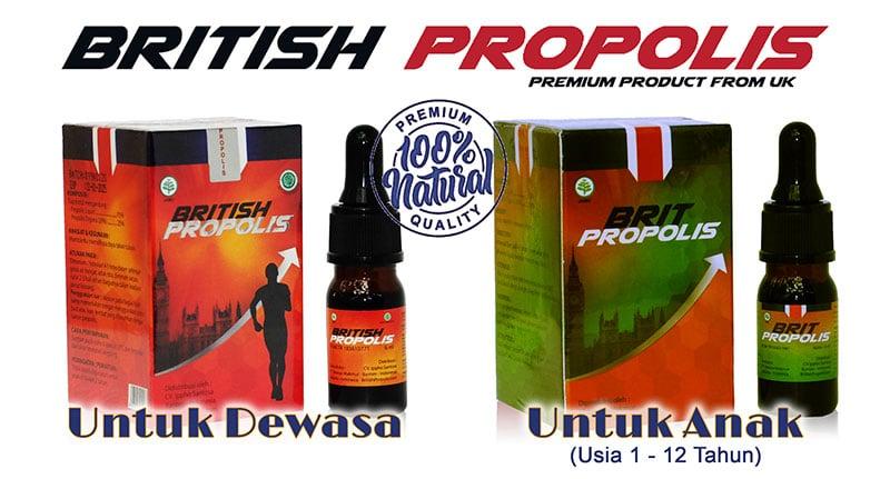 British Propolis Dewasa & Anak